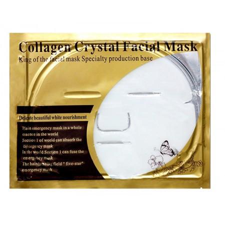 Маска для обличчя з колагеном Collagen Crystal Facial Mask White