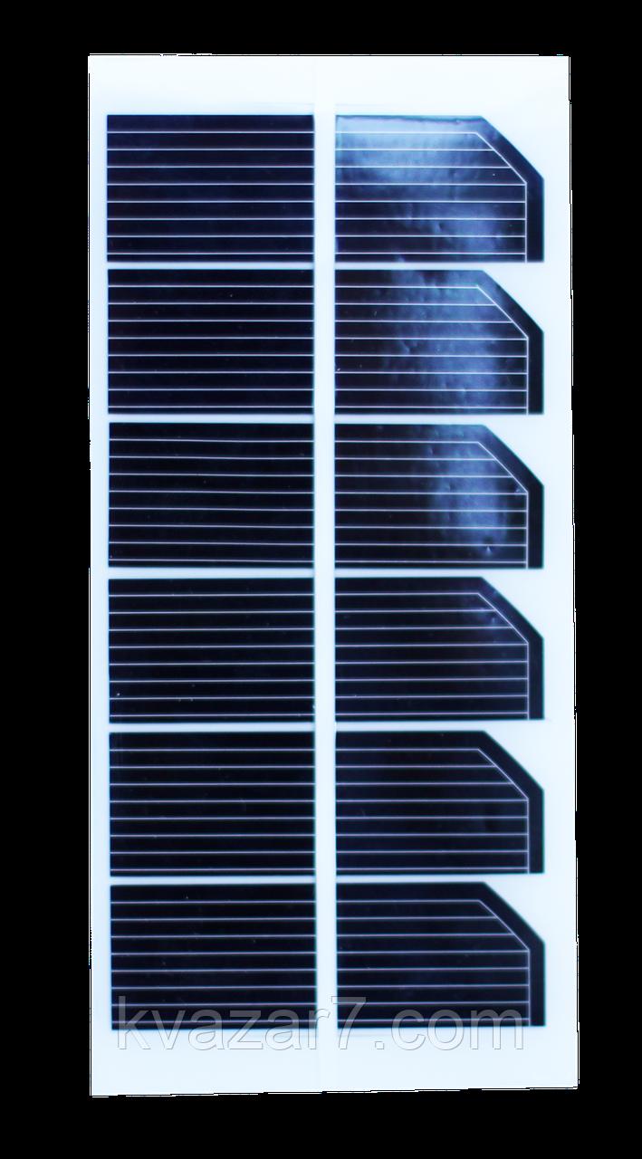 Сонячна батарея KV-1/3M (модуль-ламінат)