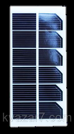Солнечная батарея  KV-1/3M (модуль-ламинат), фото 2