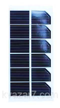 Сонячна батарея KV-1/3M (модуль-ламінат), фото 2