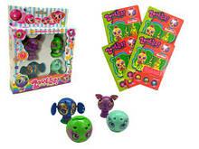 """Набор игрушек """"Zoobles"""", 4 зверька S454-H21049_9"""