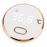 Термометр инфракрасный бесконтактный JZIKI (JZK-602L) детский, фото 2