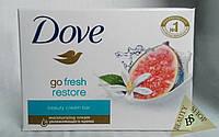 Dove крем мыло Инжир и Цветок апельсинового дерева 135 гр