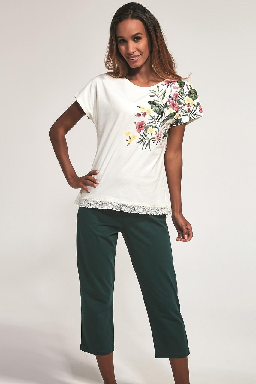 Пижама Cornette Lillian 369/168 женская (футболка, бриджи), S