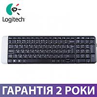 Беспроводная клавиатура Logitech K230, черная, логитек (920-003348)