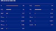 Удобрение Партнер (Partner) Energy NPK 35.10.10+АМК+МЕ (25 кг), фото 2