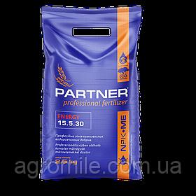 Добриво Партнер (Partner) Energy NPK 15.5.30+АМК+МЕ (2,5 кг)