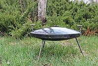 Сковорідка 60 см з кришкою і чохлом Буковинка, фото 3