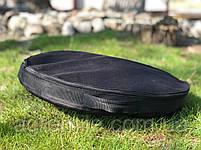 Сковорідка 60 см з кришкою і чохлом Буковинка, фото 7