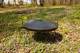 Сковородка 60 см с крышкой Буковинка