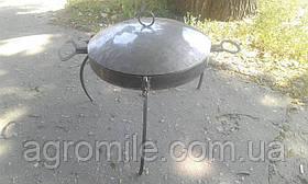 Сковорода 40 см для пикников, рыбалки и охоты БелМет