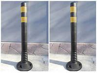 Столбик противопарковочный GrunWelt (анкерный), фото 4