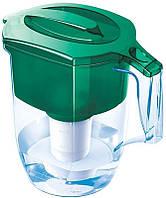 Фільтр-глечик для води Аквафор Океан Зелений