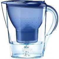 Фильтр-кувшин для воды Brita Marella XL (Calendar) Синий