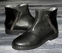 Женские оригинальные, кожаные, невероятно крутые ботинки Primigi
