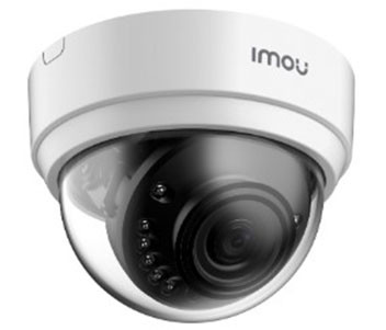 IPC-D42P 4 Мп купольная Wi-Fi видеокамера Imou