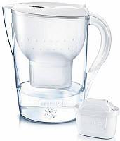 Фильтр-кувшин для воды Brita Marella XL Maxtra+ (Calendar) Белый