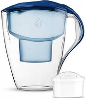 Фильтр-кувшин для воды Dafi OMEGA Сalendar Синий