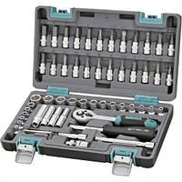 Набор ручного инструмента STELS CrV 57 шт. (Германия/Тайвань)