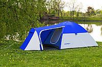 Палатка для туризма Acamper Monsun 4 Синяя