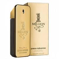 Paco Rabanne 1 Million EDT 100 ml (мл) мужские духи парфюм Пако Рабан 1 Миллион (реплика)