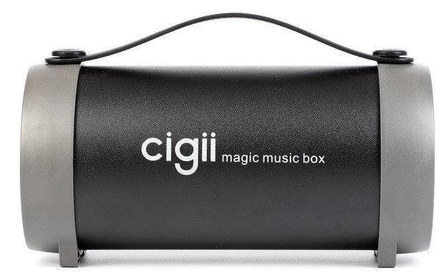 Портативная Bluetooth колонка Cigii S22E, черная