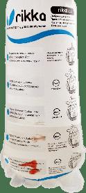Пакет д/переноски риби 45*20 КУПУЮЧИ RIKKA на 500гр -10 пакетів безкоштов