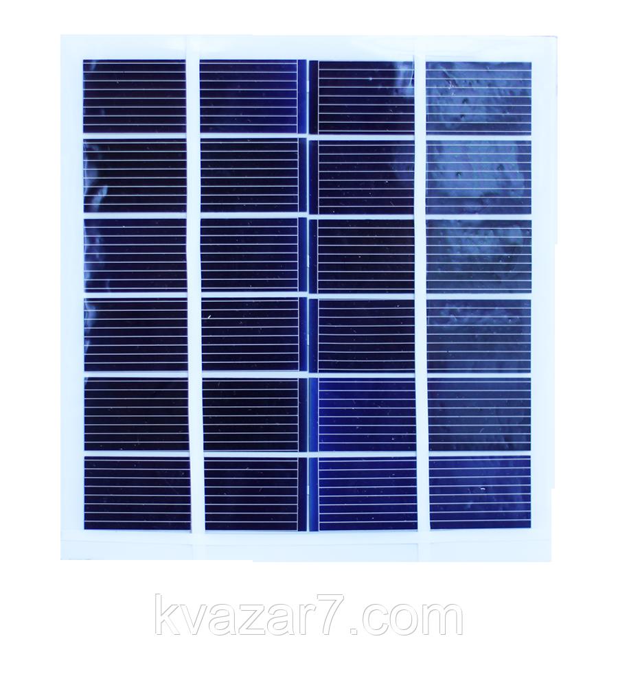 Сонячна батарея KV-2/6M (модуль-ламінат)