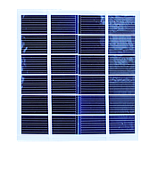 Солнечная батарея  KV-2/6M (модуль-ламинат)