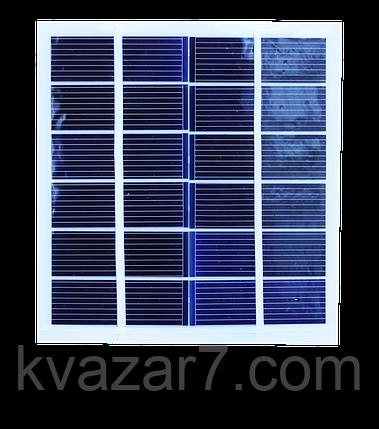 Солнечная батарея  KV-2/6M (модуль-ламинат), фото 2