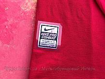 Термо-кофта червона Nike Pro Combat Core Compression / компресійні кофта / термобілизна, фото 3