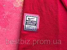 Термо-кофта красная Nike Pro Combat Core Compression / компрессионные кофта / термобелье, фото 3