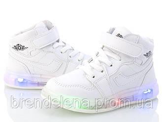 Дитячі черевички для дівчинки Bbt р29(код 5301-00)