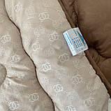 "Одеяло полуторное на холлофайбере ""АРДА"" Размер 150*210 см   Ковдра, наповнювач холлофайбер. Стеганое одеяло, фото 2"