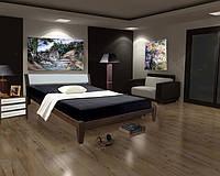 Ліжко двоспальне Фаворит, фото 1