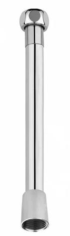 Шланг для душа Imprese 1617 полімер з металевим ефектом 1,7 м, блістер , Чехія, фото 2