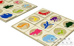Настільна гра Зберігач лев: Дитяче лото, фото 3