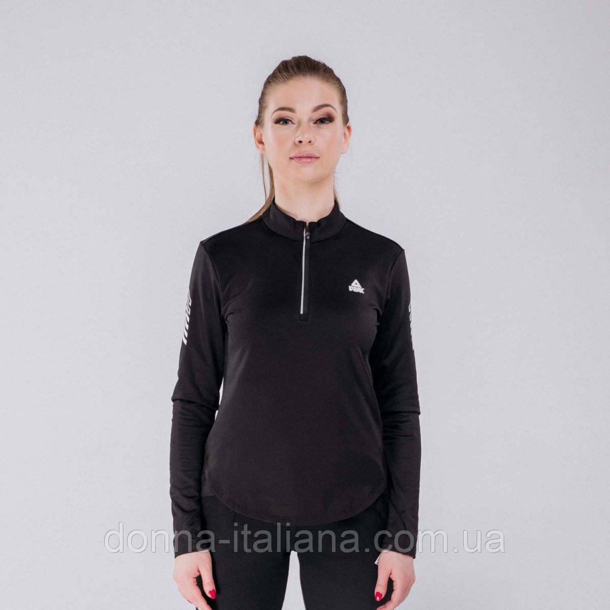 Спортивная кофта Peak Sport FW684088-BLA L Черный (6941441508967)