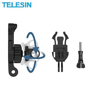Двойная защелка J-Hook Telesin для GoPro,SJCAM,Xiaomi и других экшен-камер