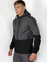 Куртка Softshell light Intruder S Сіро-чорна ( 1589539732), фото 1