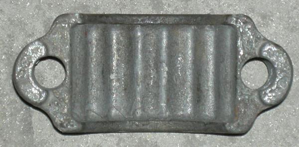 Крышка подшипника защитная  Н.166.203 ДОН-1500