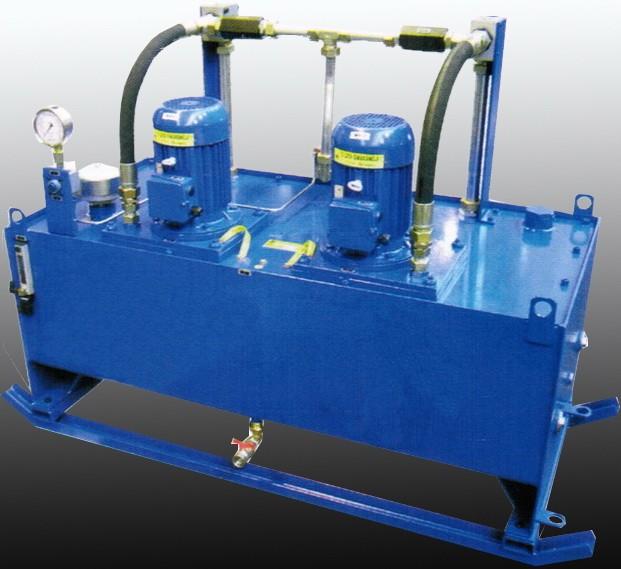 Гидростанции для прессов,станков,манипуляторов, технологических линний