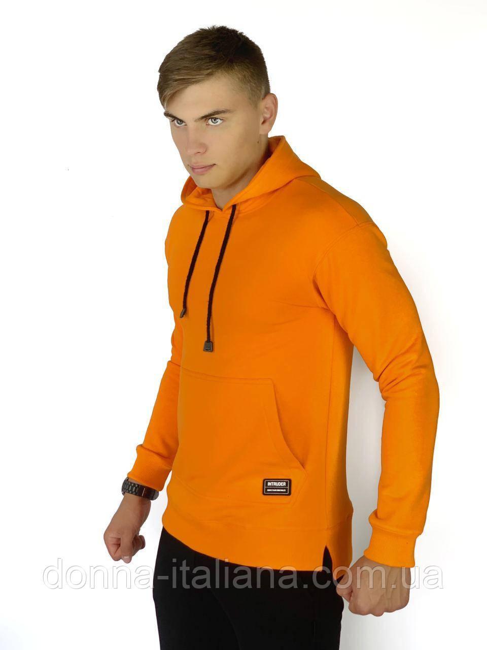 Худи Intruder 'Spark' L Оранжевый (1598714459/2)