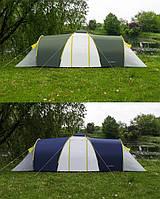 Палатка туристическая Acamper Nadir 8  новая двухкомнатная