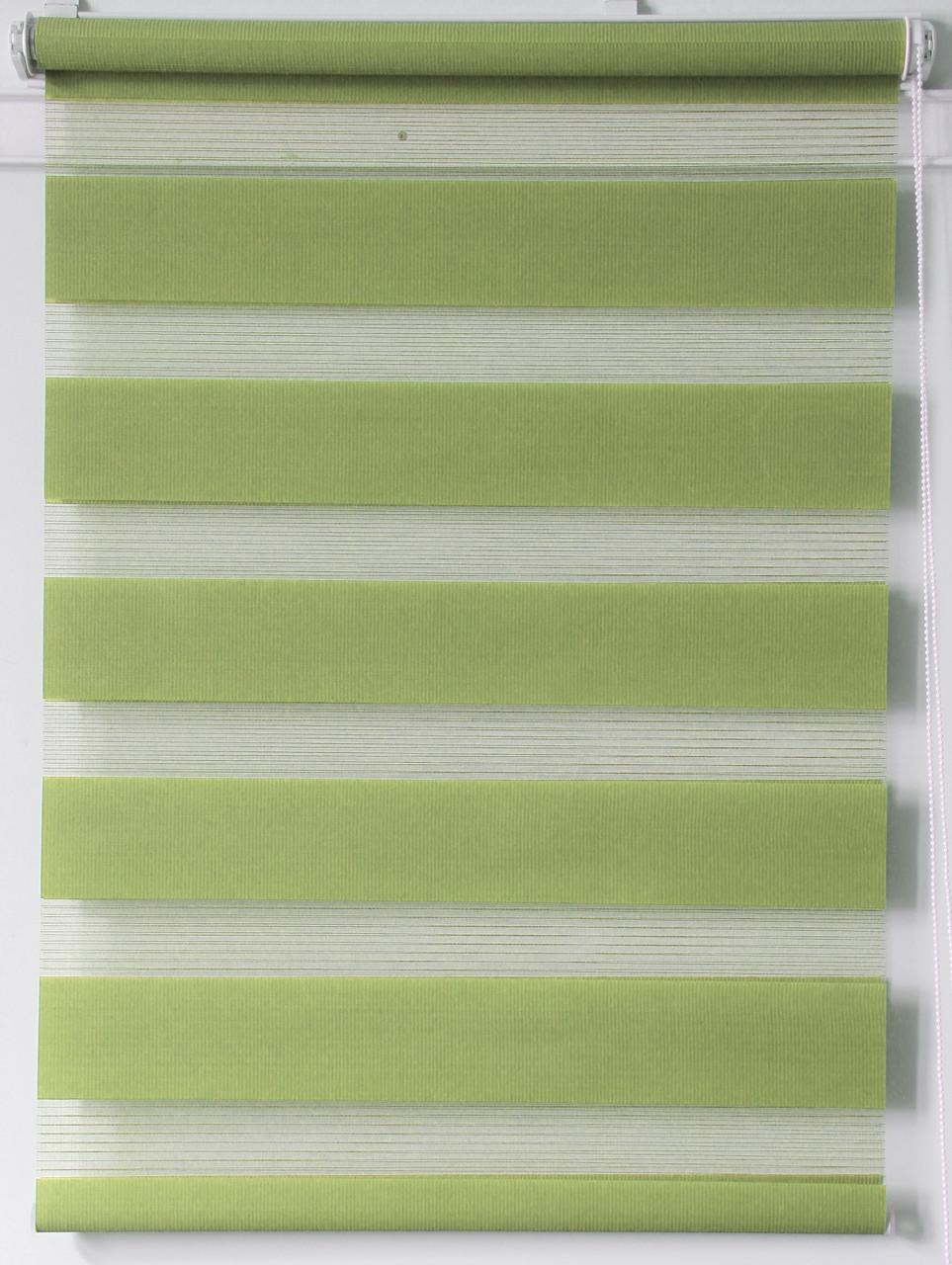 Рулонна штора 600*1300 ВН-03 Світло-зелений