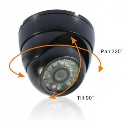Автономная камера видеорегистратор с ИК подсветкой Nova 511SD V2