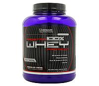 Ultimate Nutrition (США), Prostar Whey (2,39 кг), изолят сыворотки