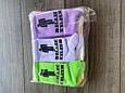 Трендові жіночі носки шкарпетки теніс Crazy Socks  високі яскраві кольори 35-40 12 шт в уп, фото 3