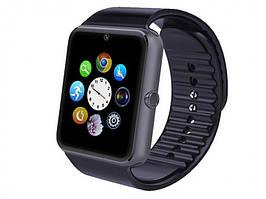Цифровые сенсорные смарт часы Uwatch GT08 Black (GT08)