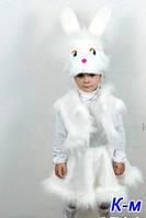 Дитячий новорічний костюм Зайченя/ Зайчик